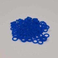 Blue Silencing o rings