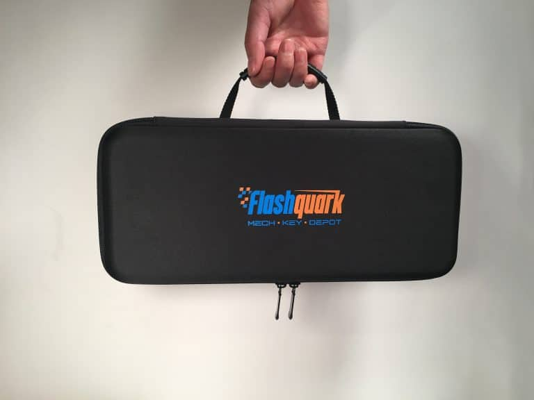 60% Carrying Case with Handle