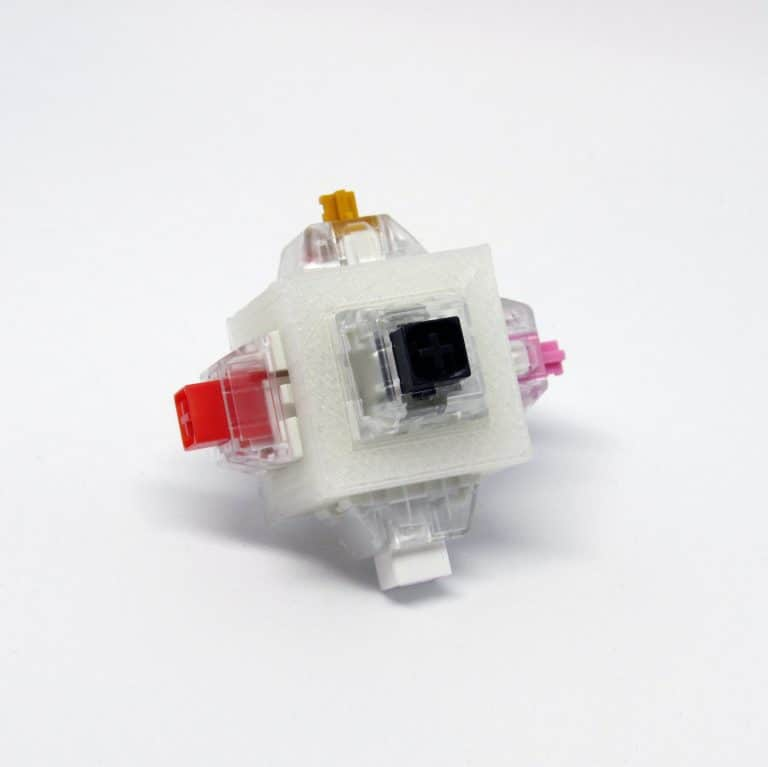 Mechanical Switch Fidget Cube