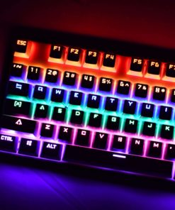 Black OEM Shinethrough Keycaps