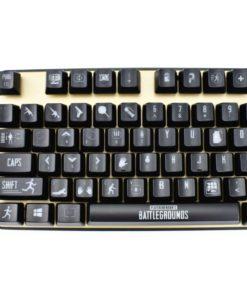 PUBG Keycaps Left