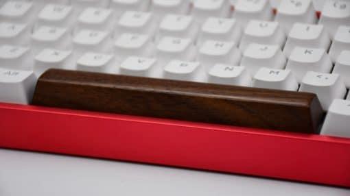 Wooden Spacebar Close
