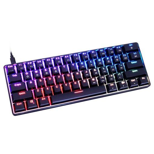 GK61 RGB Angle