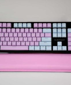 104 Pink Wristrest Front