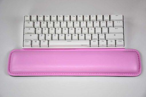 60% Pink Wristrest Front