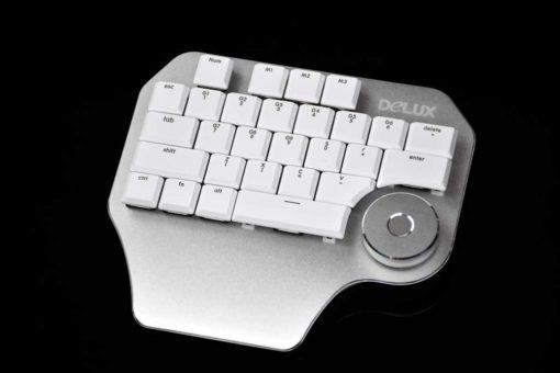 White Designer Pad