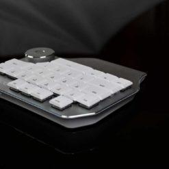 White Designer Pad Side
