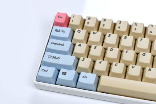 OEM Baby Keycaps Profile