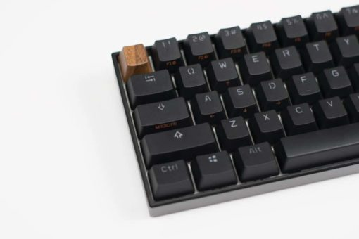 Wooden Esc Keycap Profile 2