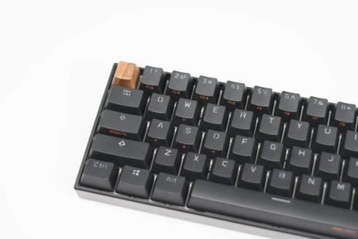 Wooden Esc Keycap Profile
