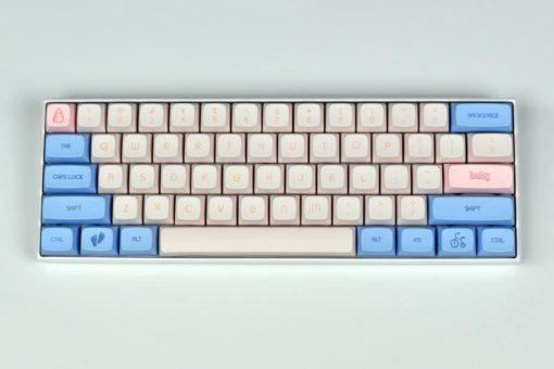 XDA Baby Keycaps Front