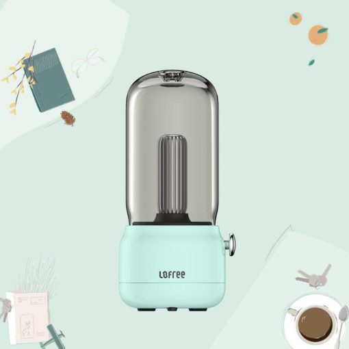Lofree Candly Ambient Lamp Blue