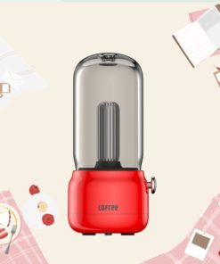 Lofree Candly Ambient Lamp Red