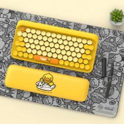 Lofree Mechanical Keyboard set Wristrest