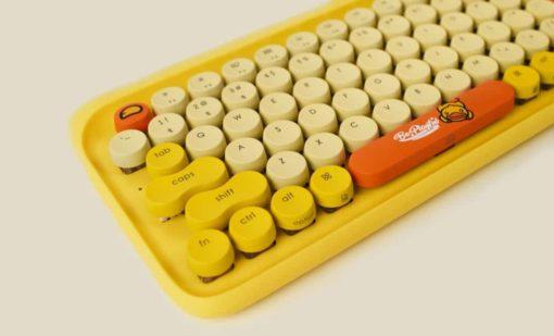 Lofree bduck bluetooth mechanical keyboard
