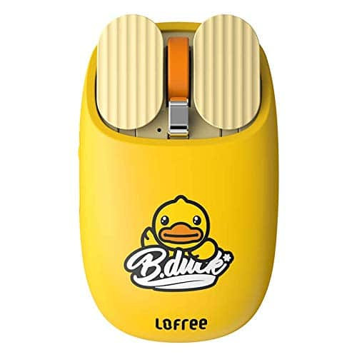 Lofree bduck wireless Mouse