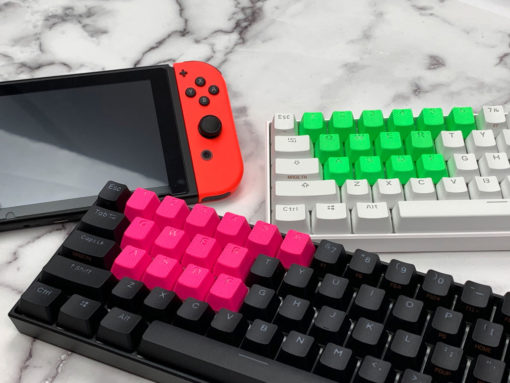 Taihao Rubber Keycaps Anne Pro 2 Tfue