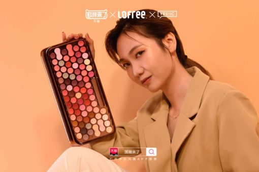 Limited Edition Lofree Cosmetic Keyboard 12