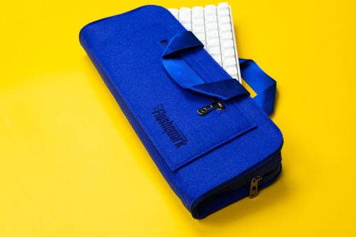 Carrying Case Blue Side