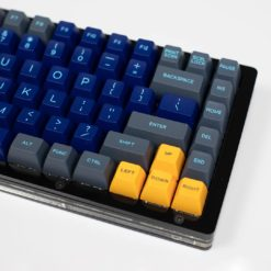 Domikey SA Atlantis Doubleshot Keycaps Right