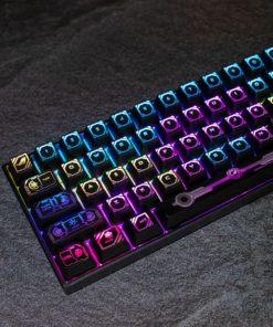 OEM Eye of the Prodigal Keycaps Translucent 108 key