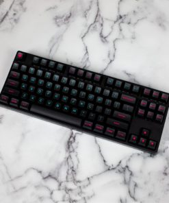 Hotswap TKL Mechanical Keyboard with RGB and USB-C SA Miami Nights
