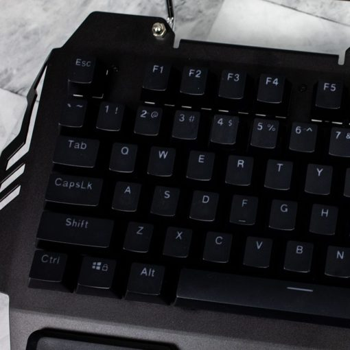 OEM Black Mixable Keycaps 104 Keycap Set Main