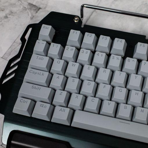 OEM Light Gray Mixable Keycaps 104 Keycap Set Main