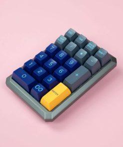 GK21s Hotswap Bluetooth Numpad Kit Keycaps