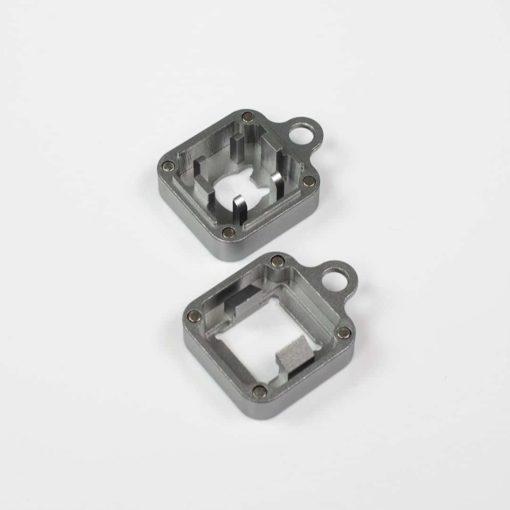 Gray Switch Opener by Kelowna opened