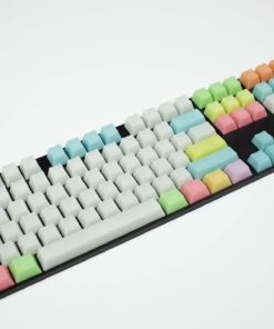 OEM Jelly Delight POM keycaps Profile Full