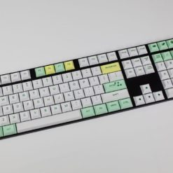 DSA Kitty Bliss 108 Keycaps Profile