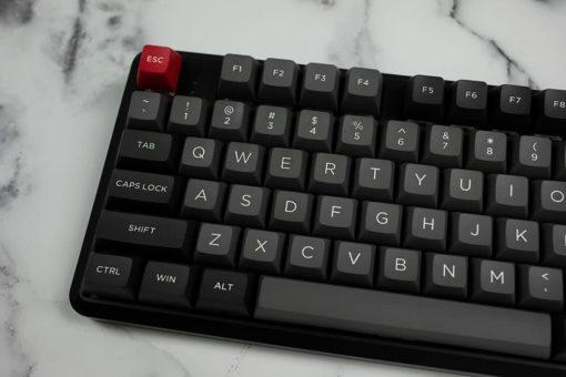 OSA Profile Dolch Doubleshot PBT Keycaps