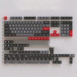 OSA Profile Dolch Doubleshot PBT Keycaps Layout