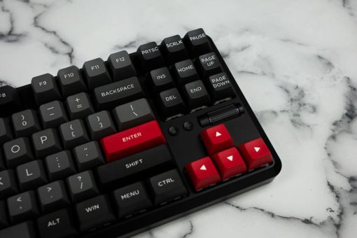 OSA Profile Dolch Doubleshot PBT Keycaps Right