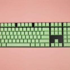 Pom Jelly Matcha Keycaps