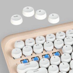 Lofree Milk Tea Keyboard Switches