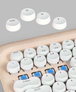 Lofree Milk Tea Keyboard Switches