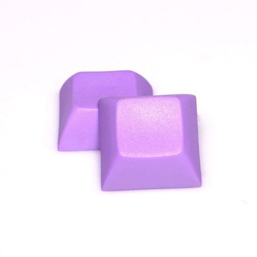 DSA Solid Color Lavender Keycaps