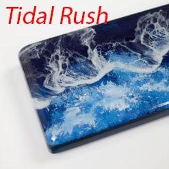 Tidal Rush Label