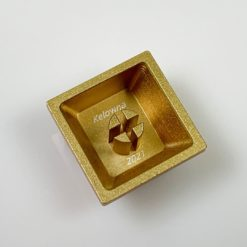 Limited Edition Year of the Ox Keycap by Kelowna Keyboard Back