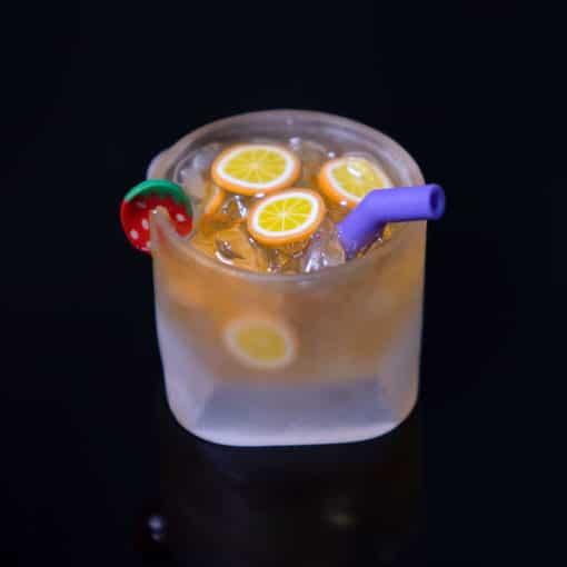 Summer Cooler Orangeade Keycap