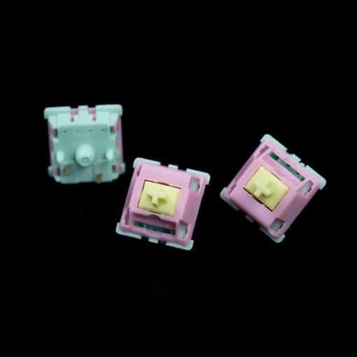 Gateron Keyfirst Cream Switches