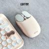Lofree Wireless Mouse Milk Tea Main