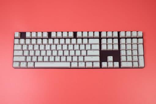 Mint Pudding Keycaps Full