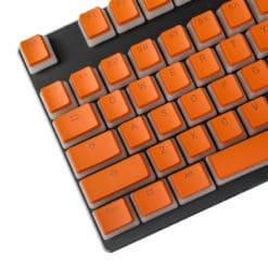 Orange Pudding Keycaps