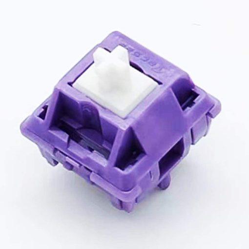 Tecsee Purple Panda Tactile Switch