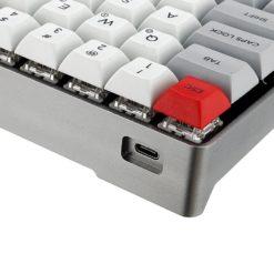 GK64x with Aluminum Case DSA Keycaps USB C