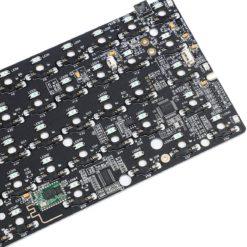 GK64xs Aluminum Case Hotswap 64 key keyboard PCB