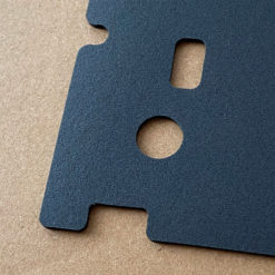 Keyboard Case Dampening Foam Close
